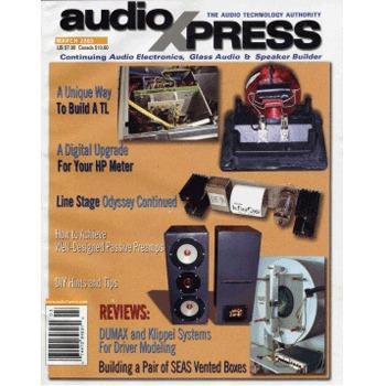 audioXpress: March 2003, vol.34, No.2