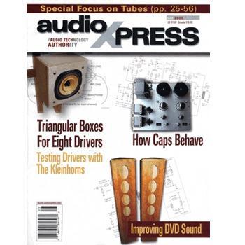 audioXpress: May 2005, vol.36, No.5