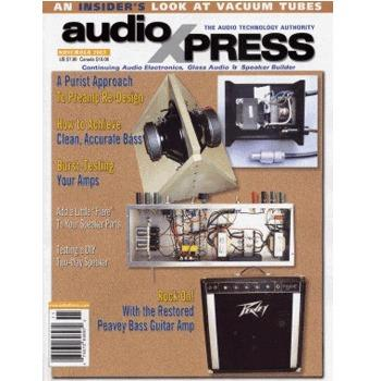 audioXpress: November 2003, vol.34, No.11