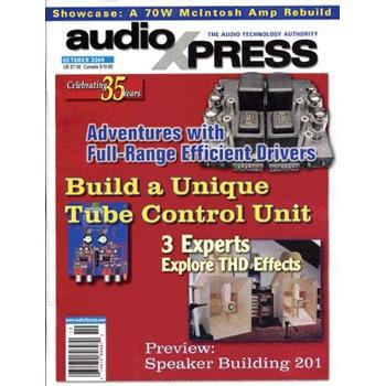 audioXpress: October 2004, vol.35, No.10