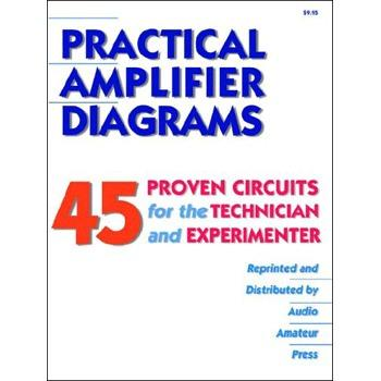Practical Amplifier Diagrams - 45 Proven Circuits - code 2009