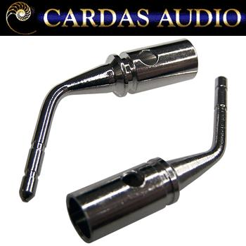 Cardas CNDP-N Nickel plated speaker pin