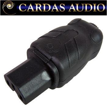 Cardas 3455R IEC Plug