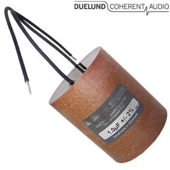 Duelund CAST PIO Tinned Copper Capacitors 630Vdc