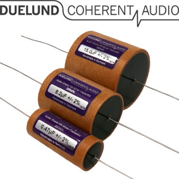 Duelund RS Mylar 200Vdc Capacitors