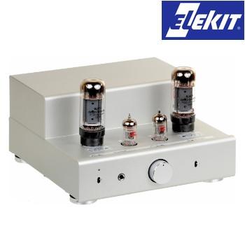 Elekit TU-8200R 6L6GC / EL34 / 6CA7 / KT88 / 6550 Single Ended Tube Amplifier kit
