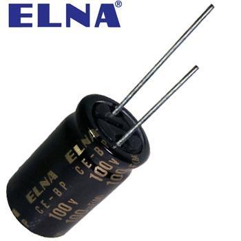 Elna RBD (bi-polar) Electrolytics