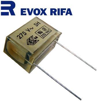 Evox Rifa Metallized Paper X2 Capacitors - PME271M