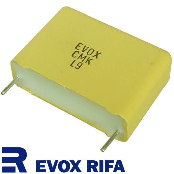 Evox Rifa CMK Polycarbonate Capacitors
