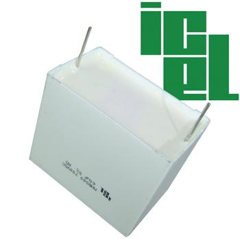 ICEL MHBS Metallized Polypropylene Capacitors