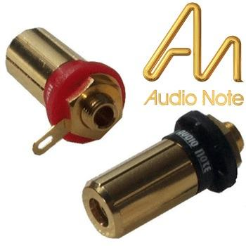 Audio Note AN-STR gold Speaker Terminals