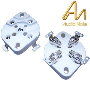 Audio Note UX4 chassis mount silver plated base VBASE170