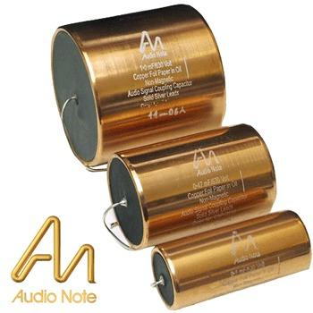 Copper Foil Capacitors