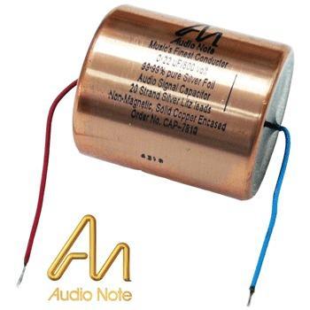 Silver Foil Signal Capacitors