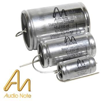 Tin Foil Signal Capacitors