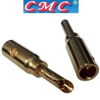 CMC-0658-G gold plated banana