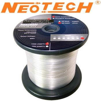 Neotech Lest Rectangular Silver Wires Hifi Collective