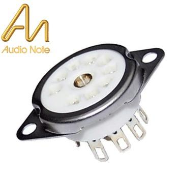 Audio Note B9A chassis mount silver plated, from above fit - VBASE015
