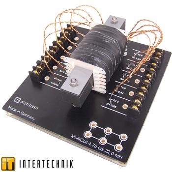 1384651: Intertechnik Multicoil 4.7mH to 22mH