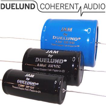 Duelund Jam Tinned Copper Foil Paper in Oil Capacitors