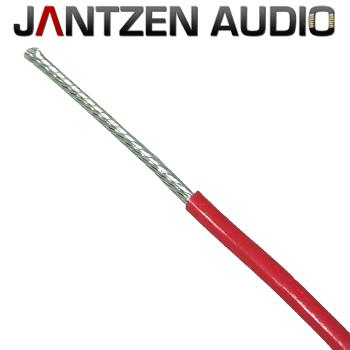 Jantzen Silver Plated Copper Wire Speaker Cable, AWG 16