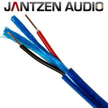 006-0070: Jantzen Speaker Cable, 2 x AWG 20