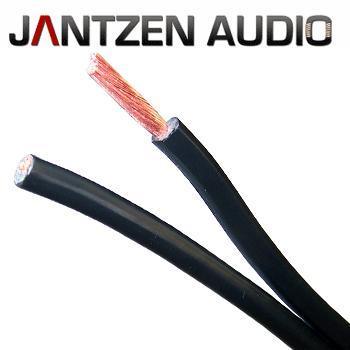 006-0120: Jantzen Speaker Cable, 2 x AWG 13, 1 metre