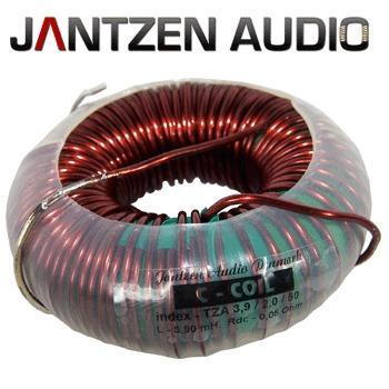 Jantzen C-Coil – Toroidal Core