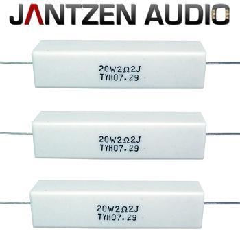 Jantzen 20W Ceramic Resistors