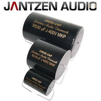 Jantzen Cross Cap Capacitors