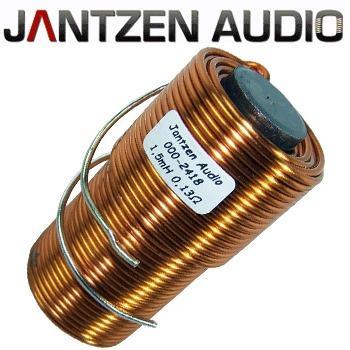 Jantzen Iron core inductors