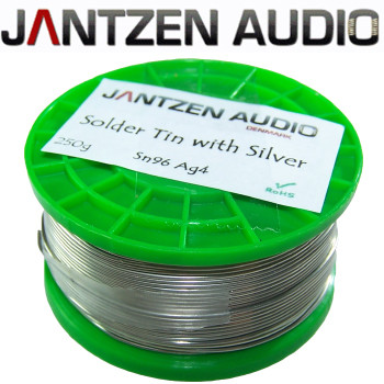 009-0250 Jantzen Solder, 4% silver - 250g