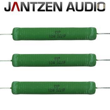 Jantzen 10W Superes resistors