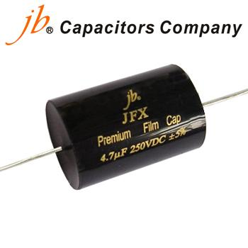 JB Capacitors, JFX Series Polypropylene Capacitors