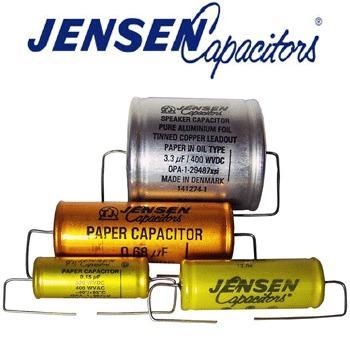 Jensen Aluminium Foil
