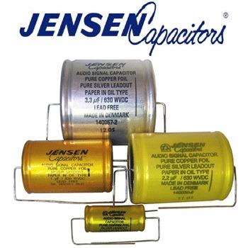 Jensen Copper Foil, in an Aluminium Can