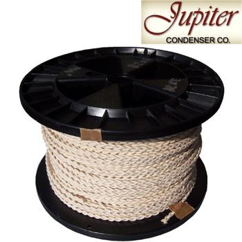 Jupiter Copper Cable - 3 strands of AWG 26 copper in cotton