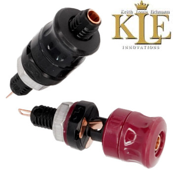 KLE Innovations Naked Harmony Binding Post (2 pairs)