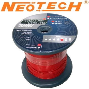 Neotech LECT rectangular copper wires
