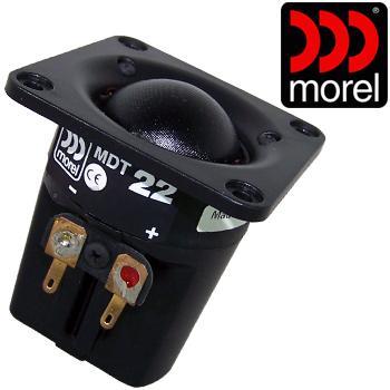 Morel MDT 22 Neodymium Tweeter