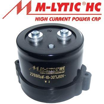 Mundorf Mlytic HC Electrolytic Capacitor