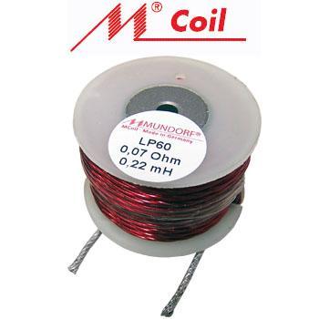 Mundorf M-Coil ARONIT-core coils litz - LP range