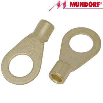 Mundorf Copper Ring Cable Lugs
