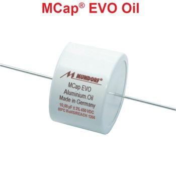 Mundorf MCap EVO Oil Capacitors
