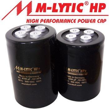 Mundorf Mlytic HP+ Electrolytic Capacitor