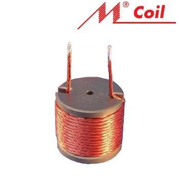 Drum-core using baked varnish litz-wire, LH range