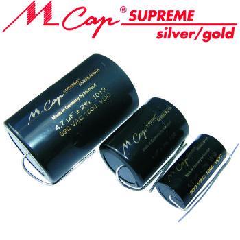 Mundorf MCap Supreme Silver/Gold