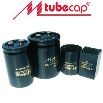 Mundorf Tubecap capacitors
