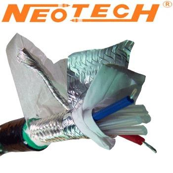 Neotech NEI-2002 Pure Silver Interconnect Cable