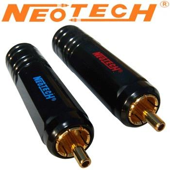 Neotech OFC Gold Plated RCA Plug DG-201